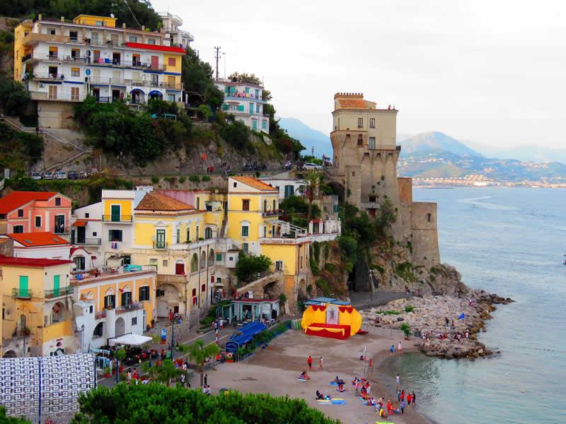 Cetara: Positano tour guide