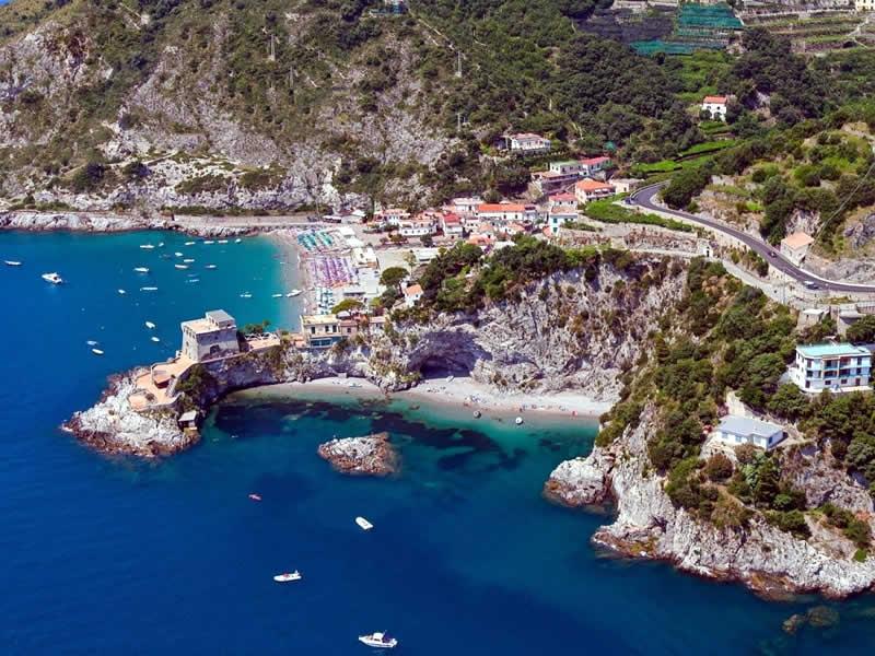 Erchie: Positano tour guide