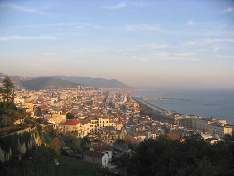 Salerno: Positano tour guide