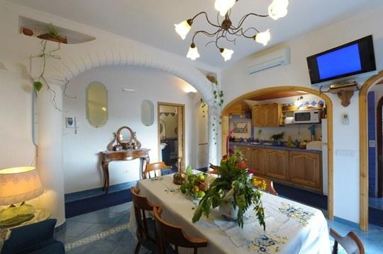 b&b breakfast: Villa Anna Rosa