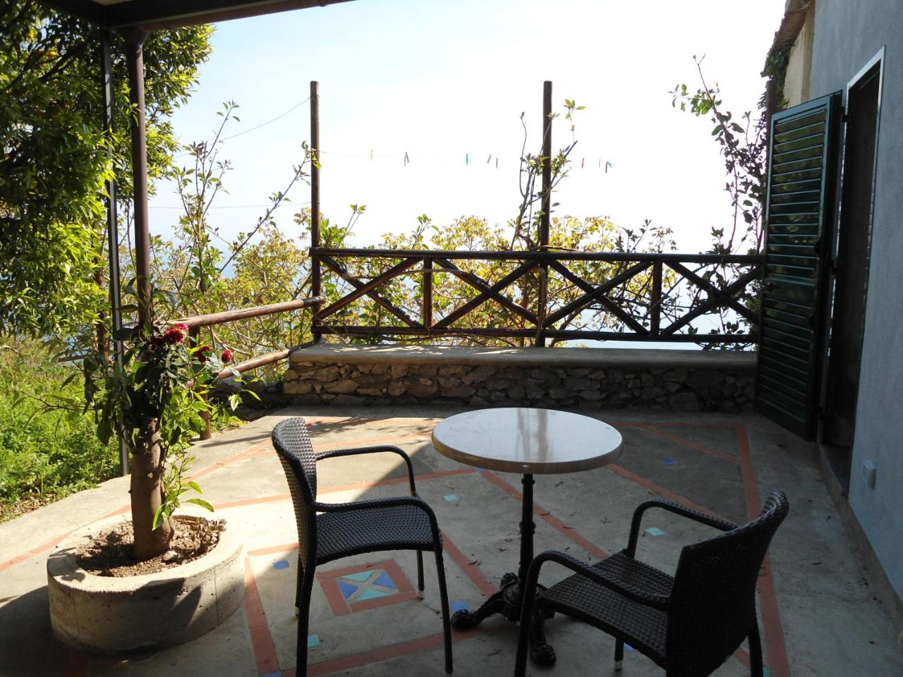 bed and breakfast positano: Le Ghiande B&B