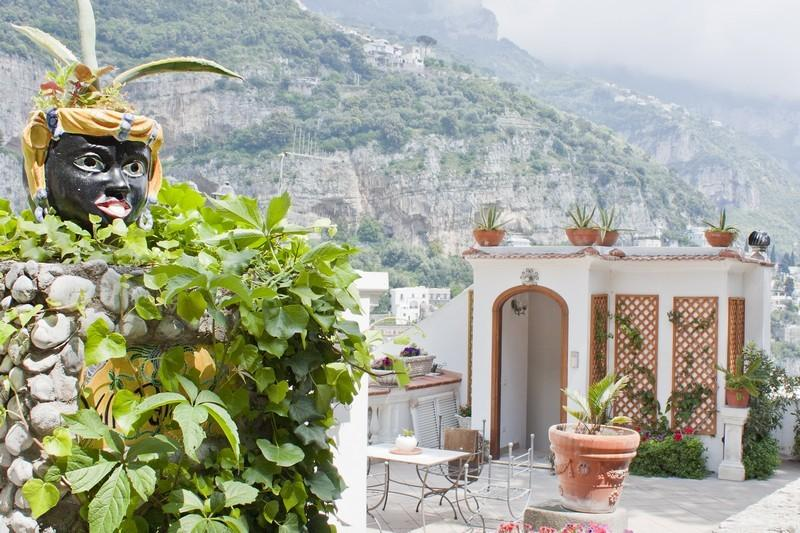 positano where to stay: Positano BB