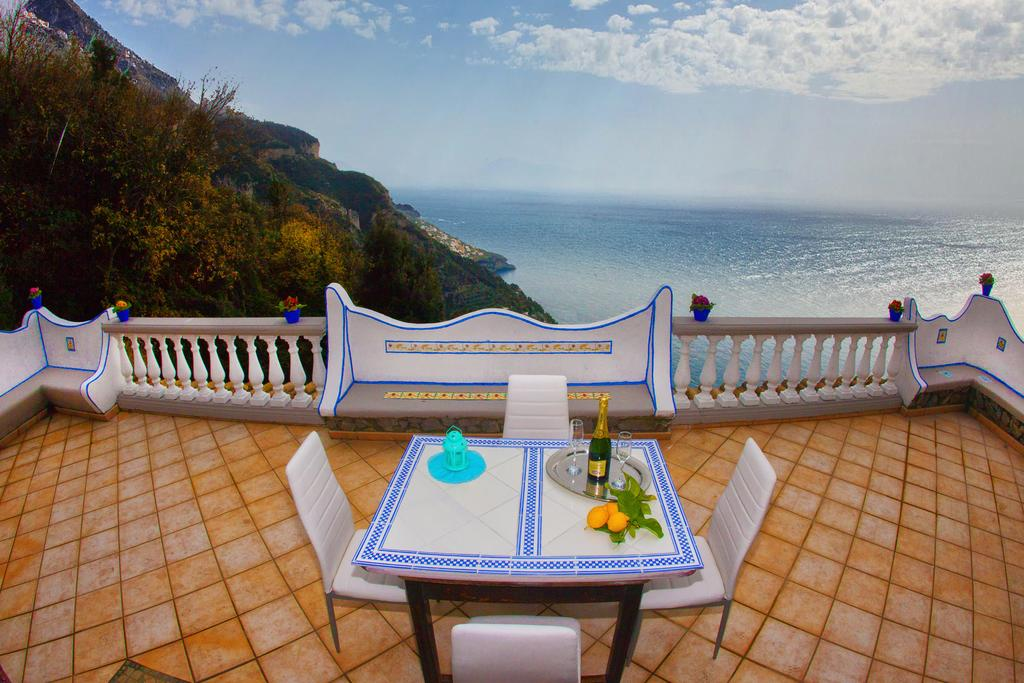 best b&b in positano italy: Your nest on the Path