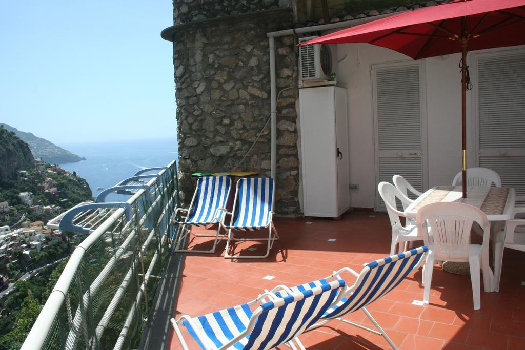 cheap hotels in positano: Casa Goletta