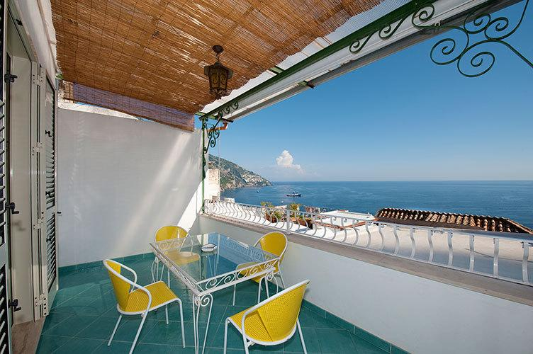 cheap holidays in positano: Casa Teresa