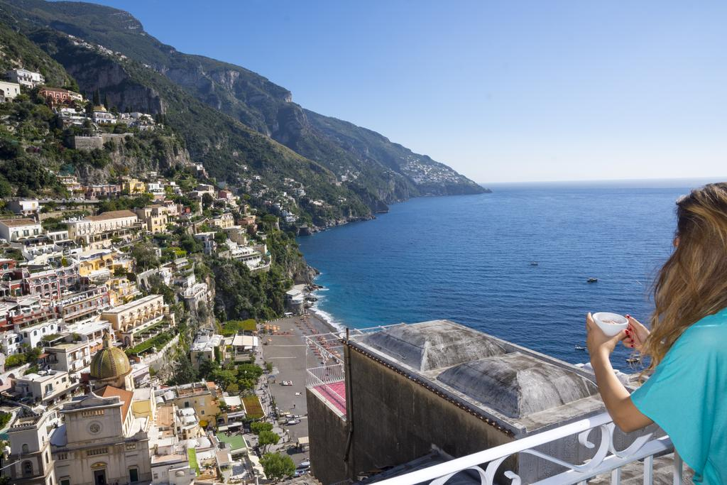 hotels in positano amalfi coast italy: Hotel Reginella