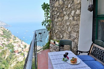 casa positano: Relaxing Apartment in Positano