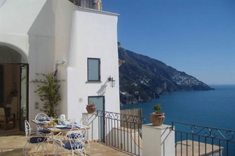 positano the amalfi coast: Positano Villa Sleeps 6 Air Con WiFi