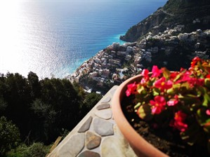 positano weekend breaks: Casa la Perla