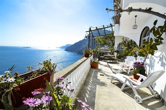 places to stay near amalfi coast: Casa Ramni