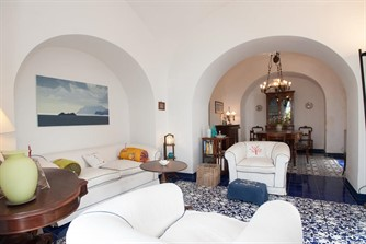best places to stay along the amalfi coast: Casa Giardino